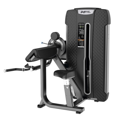E-4087A Бицепс/Трицепс сидя Camber Curl &Triceps .Стек 110 кг