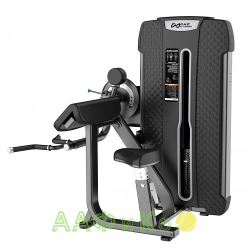 E-4087 Бицепс/Трицепс сидя Camber Curl &Triceps .Стек 110 кг