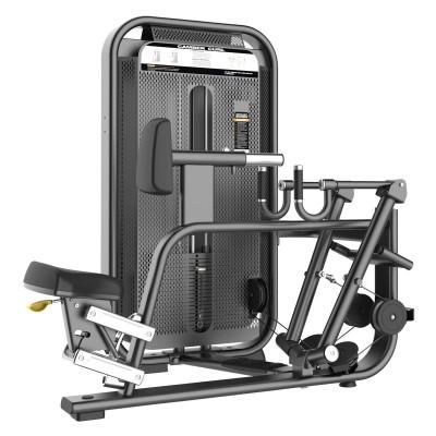 E-7034 Гребная тяга с упором на грудь (Vertical Row). Стек 110 кг