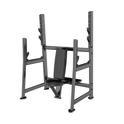 E-7051 Скамья для вертикального жима штанги (Olympic Seated Bench)