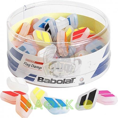 Виброгаситель для теннисной ракетки Babolat Flag Box X50 (ассорти) (арт. 700033 - 134 - 1)