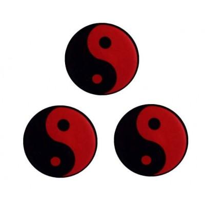 Виброгаситель Pros Pro Tai Chi Damper чёрно-красные 3шт.