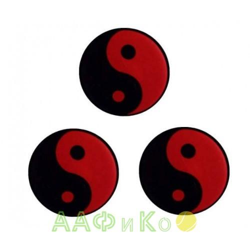 Виброгаситель Tai Chi Damper чёрно-красные 3шт.