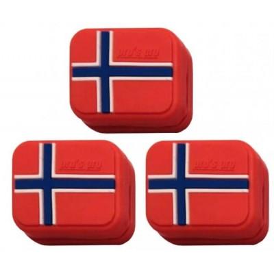 Виброгаситель Pros Pro Vibra Stop Norwegen 3шт/уп