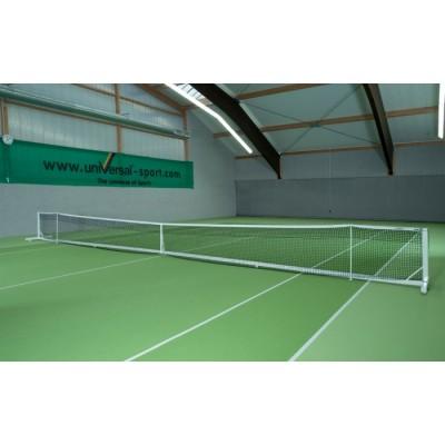 Оборудование для установки теннисной сетки Tennis Net System Court Royal ll Tournament