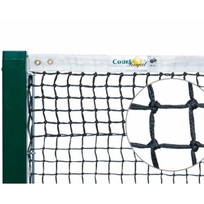 Сетка теннисная Tennis Net Court Royal TN15 черная