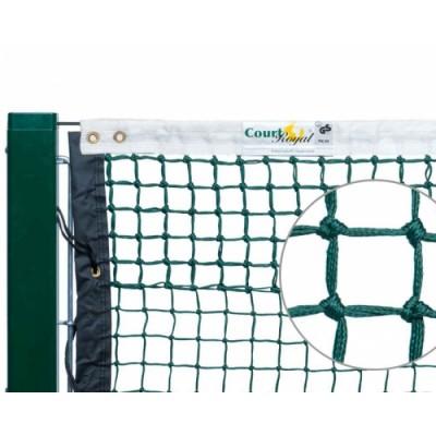 Сетка теннисная Tennis Net Court Royal TN90 зеленая