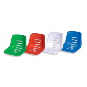 Сиденье пластиковое (зеленое)