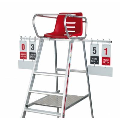 Табло для ведения счета Scoreboard Umpire Chair
