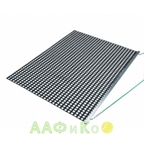 Коврик для уборки теннисного корта Aluminium Drag Net, Special Single