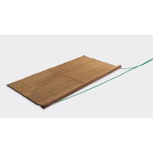 Коврик-щетка для уборки теннисного корта Coconut Smoothing Mat