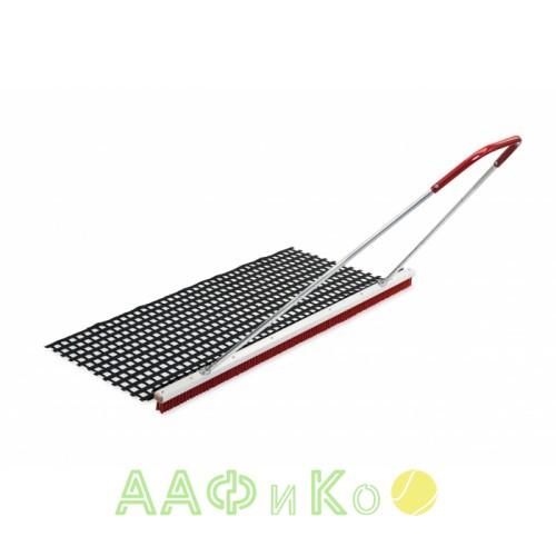 Коврик-щетка для уборки теннисного корта Broom-Mat Platzfit 150см