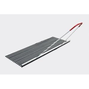 Коврик-щетка для уборки теннисного корта Combined Hand Leveler