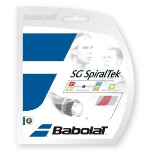 Струны теннисные Babolat SG SPIRALTEK 1,30/12 м