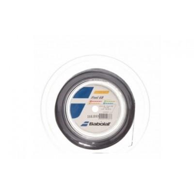 Струны для бадминтона BABOLAT IFEEL 0.68/200 м (чёрный)