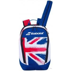 Рюкзак-сумка для теннисных ракеток Babolat BACKPACK CLASSIC FIAG 20 (белый/синий)