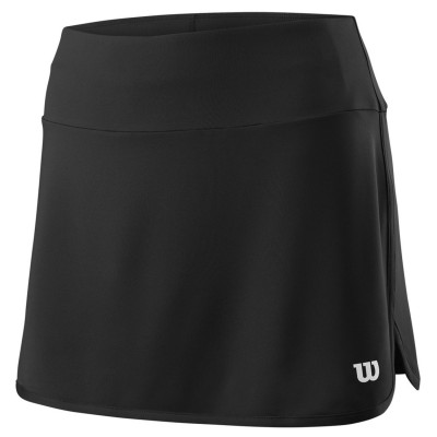 Юбка спортивная Wilson Team 12.5 Skirt Women (чёрная)