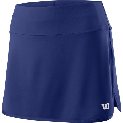 Юбка спортивная Wilson Team 12.5 Skirt Women (синяя)