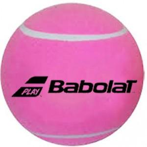 Мяч  теннисный сувенирный Babolat  Midsize Jumbo Ball BV (розовый)