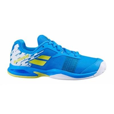 Кроссовки теннисные Babolat   JET AC JR (голубой)