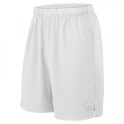 Шорты спортивные Wilson Rush 9 Woven Short Men (белый)