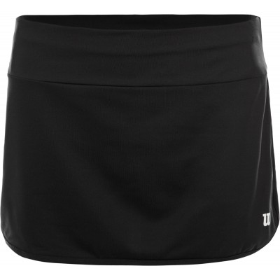 Юбка спортивная Wilson Team 11 Skirt Girl (чёрная)