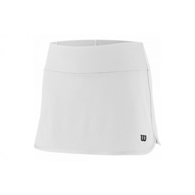Юбка спортивная Wilson Team 11 Skirt Girl (белая)