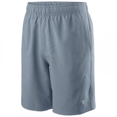 Шорты спортивные Wilson Team 7 Short Boy (серый)
