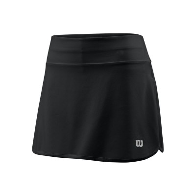 Юбка спортивная Wilson Training 12.5 Skirt Women (чёрная)