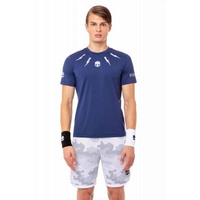 Футболка теннисная мужская HYDROGEN SPECIAL COLLECTION TECH STORM 2020