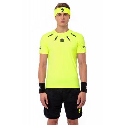 Футболка теннисная мужская HYDROGEN Tech Storm