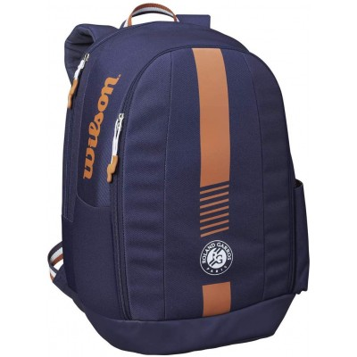 Рюкзак-сумка теннисная Wilson Roland Garros Team Backpack (синий)