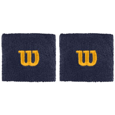 Напульсники Wilson Wristband (синий), 2шт.