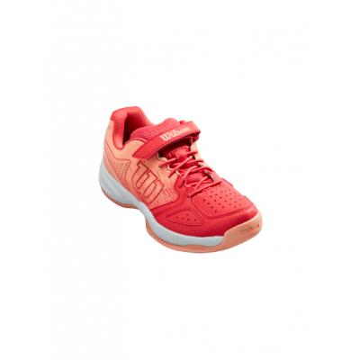 Кроссовки теннисные детские Wilson KAOS K (розовый)