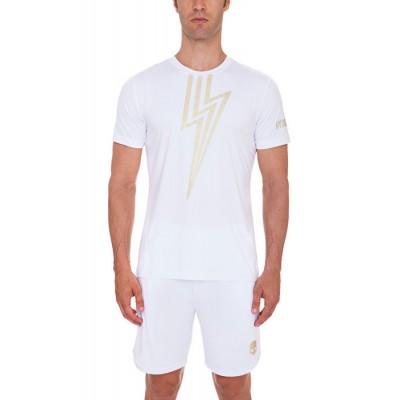 Футболка теннисная мужская HYDROGEN FLASH TECH