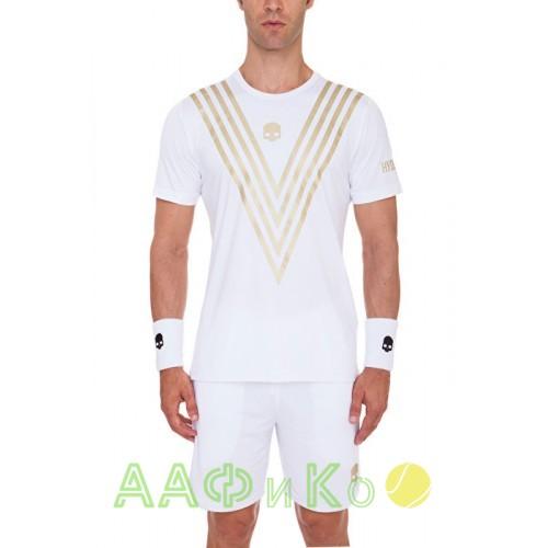 Мужская теннисная футболка HYDROGEN TECH VICTORY