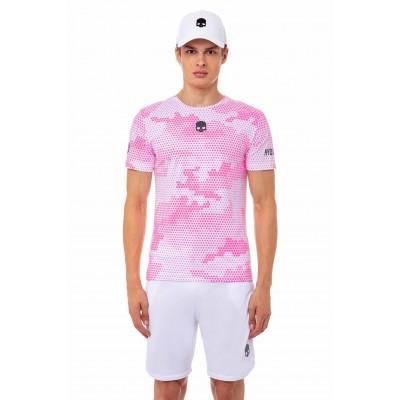 Футболка теннисная мужская HYDROGEN CAMO TECH 2020
