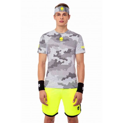Футболка теннисная мужская HYDROGEN CAMO TECH