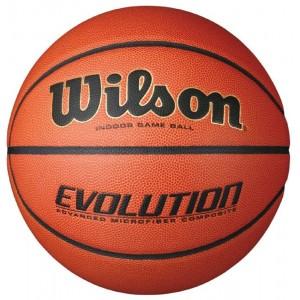Мяч баскетбольный Wilson Evolution №6