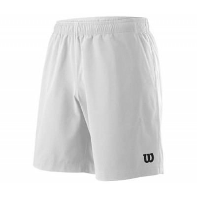 Шорты спортивные Wilson Team 8 Short Men (белый)