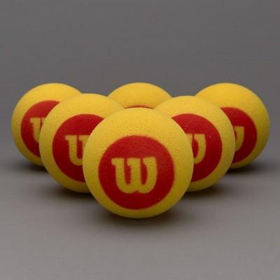Мячи теннисные Wilson Stalter Foam Tball 3 шт. в упак. (WRZ258900)