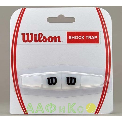 Виброгаситель для т/ракеток Wilson Shock Trap (1шт.)