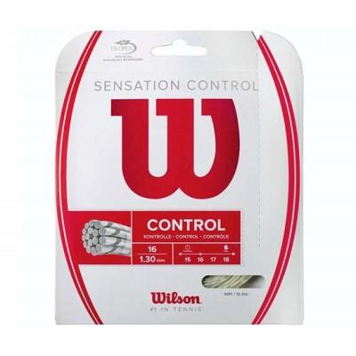 Струны теннисные Wilson Sensation Control 1.30 (12.2 м)