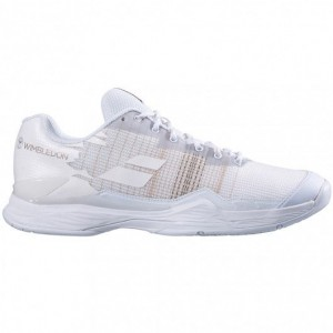 Кроссовки теннисные Babolat  JET MACHI ALL COURTWIM (белый)