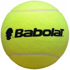 Мяч  теннисный сувенирный Babolat  Midsize Jumbo Ball BV (жёлтый)