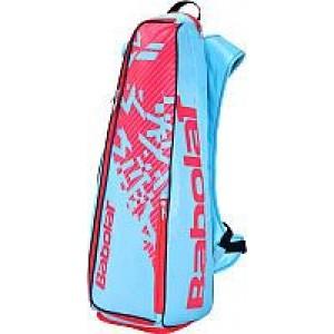 Рюкзак-сумка Babolat BACKRACQ 8 (небесно-голубой/розовый) (757004-329)