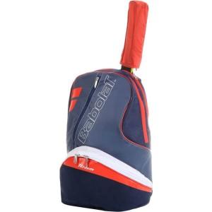Рюкзак-сумка Babolat BACKRACQ BAD TEAM LINE (тёмно-синий/красный) (757007-330)