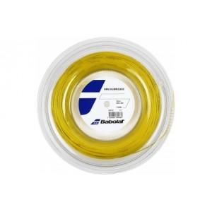 Струны теннисные Babolat RPM HURRICANE 1.25/200 M (жёлтые)