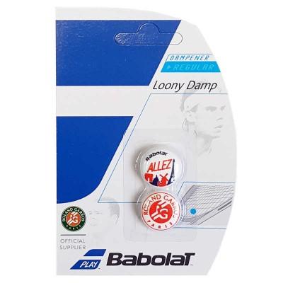 Виброгаситель Babolat Allez Dampener Loony Х2 (разноцветный) 2 шт.
