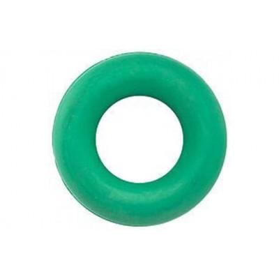 Эспандер кистевой (резиновое кольцо) 15 кг, зеленый